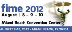 FIME 2012 Miami Beach Florida, USA