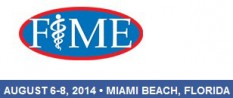 FIME 2014 Miami Beach Florida, USA