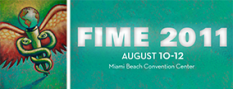 FIME 2011 Miami Beach Florida, USA